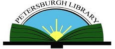 Petersburgh Public Library Logo