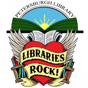 Libraries Rock! at Petersburgh Public Library